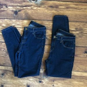 2/$15 Forever 21 Women's Jeans Size 29